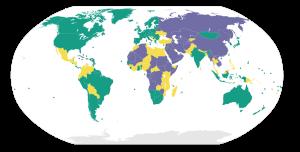 Erde - politische Freiheit