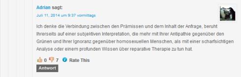 Kritische Wissenschaft - Homo-Heiler 3
