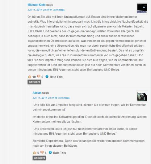 Kritische Wissenschaft - Homo-Heiler 4