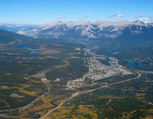 Kanada-Jasper