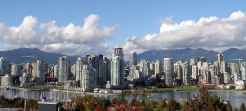 Kanada-Vancouver