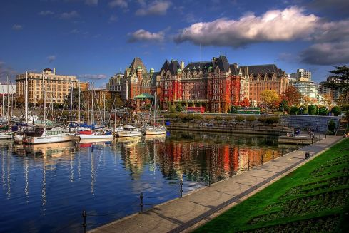 Kanada-Victoria